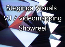 Showreel VJ/Videomapping 2016